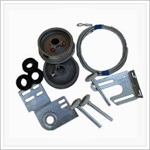 GARAGE DOOR MAINTENANCE parts