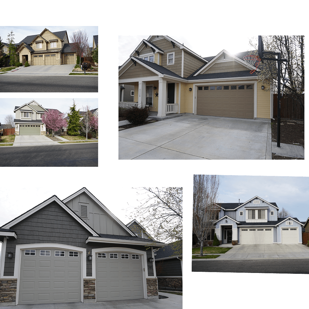 new garage doors sales and installations