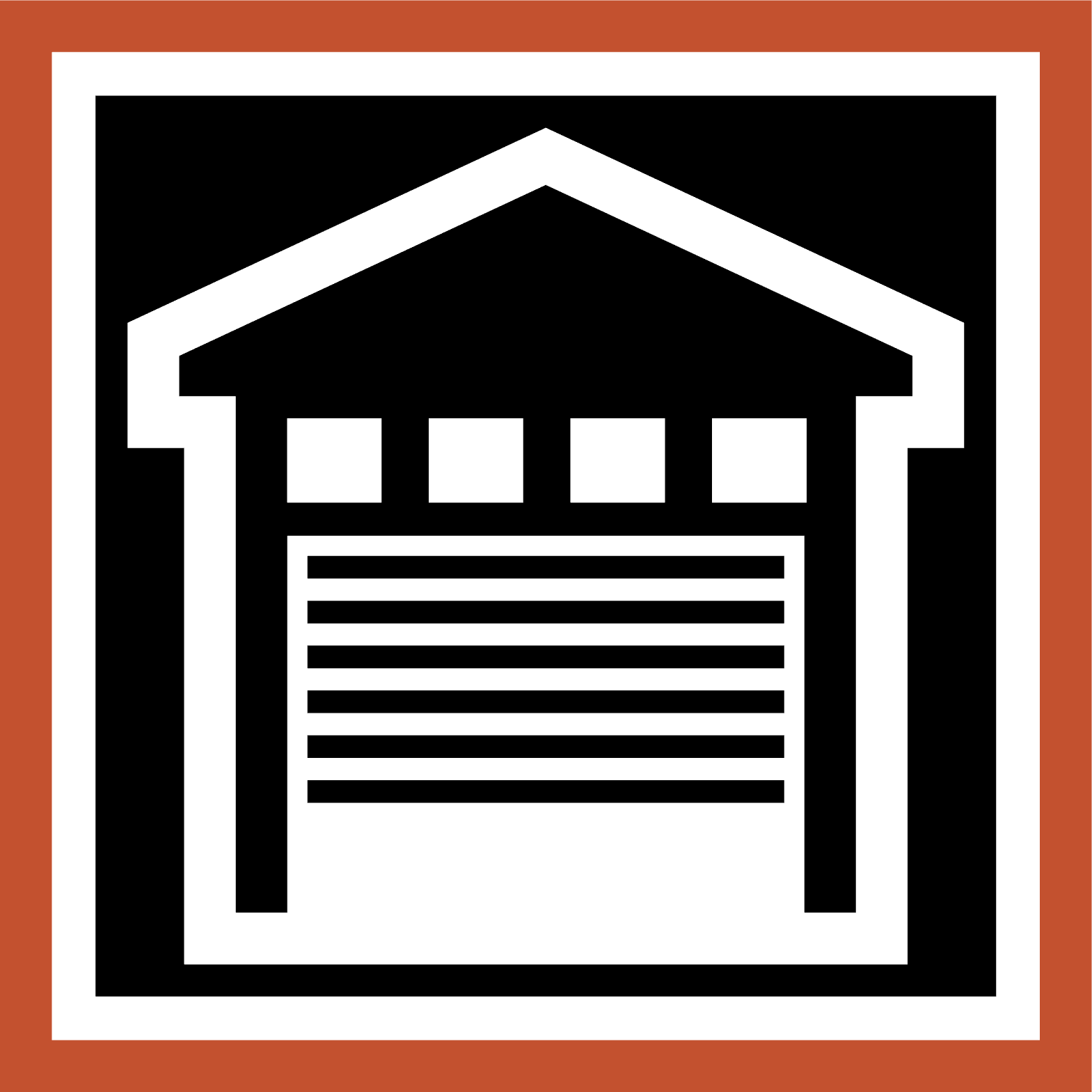 D&L Garage Doors & Locksmith Icon