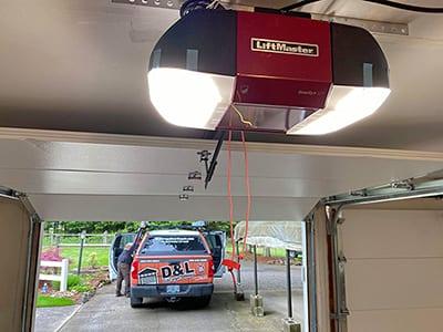 garage door opener replacement portland