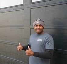 garage door cable replacement tech