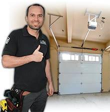 garage door cables tech